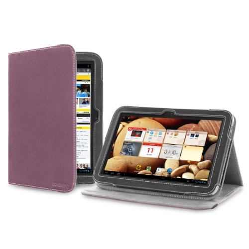 Cover-Up Lenovo IdeaTab A2109 (9-inch) Tablet Version Stand Cover Case - Purple