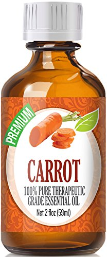 Carrot (60ml) 100% Pure, Best Therapeutic Grade Essential Oil - 60ml / 2 (oz) Ounces