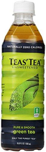 Tea's Tea Unsweetened Pure Green Tea, 16.9 oz
