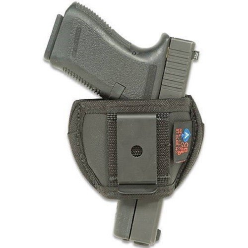 CONCEALED IN-THE-PANTS/WAISTBAND HOLSTER FITS SNUB-NOSE REVOLVERS ***MADE IN U.S.A.***