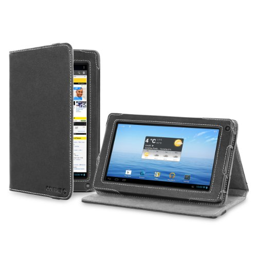 Cover-Up Nextbook Premium7SE (Next 7P12) (7) Tablet Version Stand Cover Case - Black