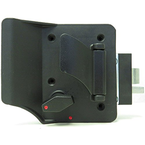 AP Products 013-520 Black Replacement Standard RV Entry Door Lock