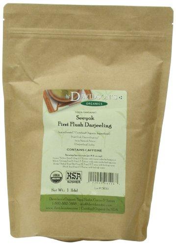 Davidson's Tea, Seeyok Ff Darjeeling, 16-Ounce Bag