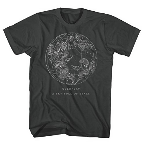 Coldplay - A Sky Full Of Stars - Adult T-Shirt