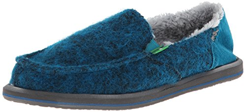 Sanuk Women's Kimbrrr Slip-On Loafer