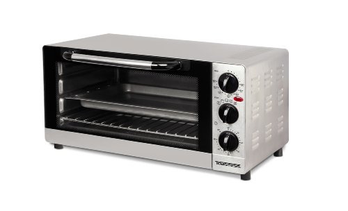 Toastess TTO-506 Silhouette Stainless-Steel Convection Toaster Oven