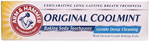 Arm & Hammer Toothpaste Original Coolmint 125g x 6 Packs