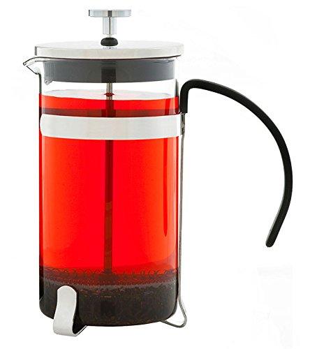 GROSCHE York Glass French Press Coffee and Tea Maker
