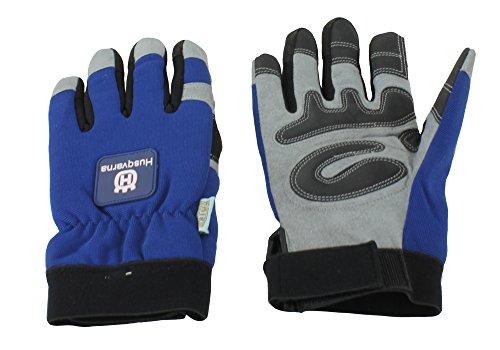 Husqvarna 531308425 Heavy Duty XP Waterproof Professional Work Gloves - Medium