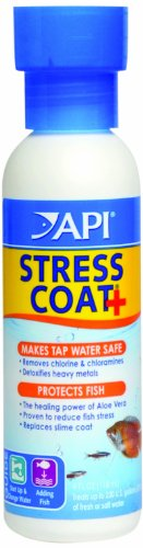 API Stress Coat Water Conditioner, 4-Ounce