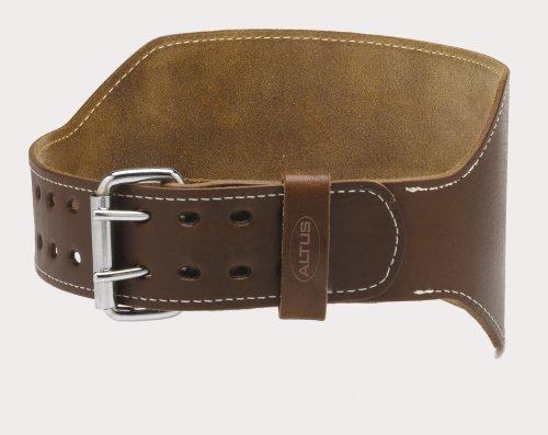 Altus Athletic 6-Inch Leather Lifting Belt (X-Large)