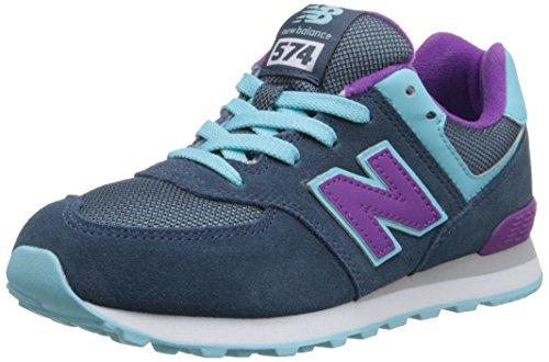 New Balance KL574 Core Sneaker (Little Kid)