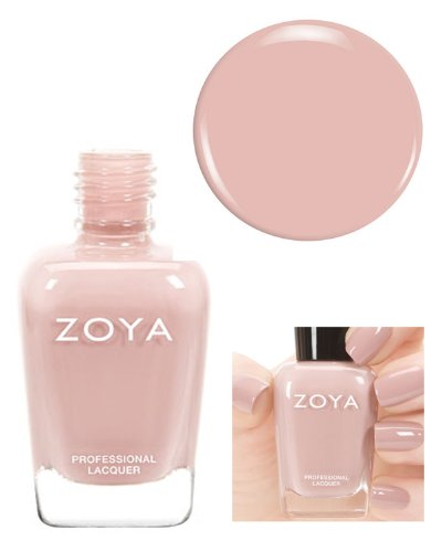 Zoya Transitional Naturel Collection Spring - 2014 (Rue - ZP706) by Cydraend