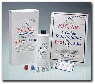 FJC 2530 Air Conditioning Retrofit Kit
