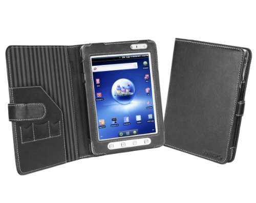 Cover-Up Viewsonic ViewPad 7e 7-inch Android Tablet Case (Book Style) - Black