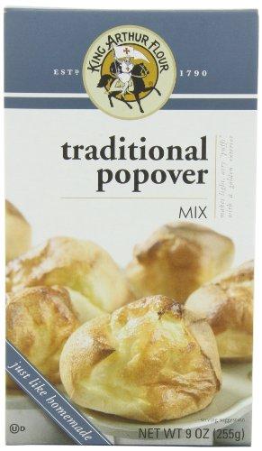 King Arthur Popover Mix, 9-Ounce