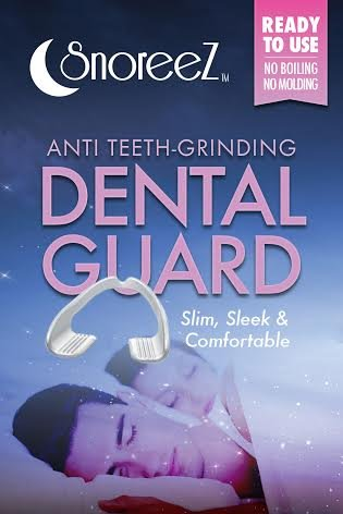Mouth Guard for Bruxism, Teeth Grinding, and Clenching