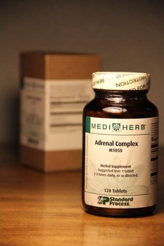 Health Products MediHerb , Standard Process Adrenal Complex 120 Tablets