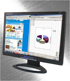 Sceptre X20G-NAGAIII 20 Widescreen LCD Monitor