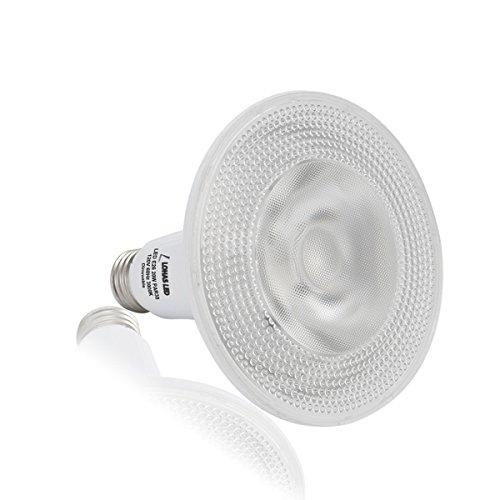 LOHAS® PAR38 Dimmable E26 Base LED Flood Light Bulb, Soft White (3000K) Light Bulbs, 20W (100W-120W Equivalent) for Home, 1800LM, 120V, 40 Degree Beam Angle LED Bulb