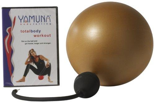 Yamuna Body Rolling Gold Ball Kit