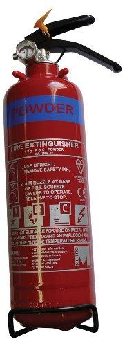 Metro HG 098-01 Multi Purpose Fire Extinguisher