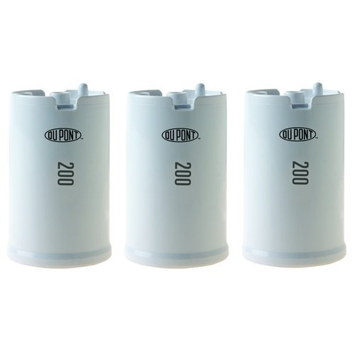 DuPont WFFMC303X Ultra Protection 200 Gallon Faucet Mount Water Filtration Cartr,