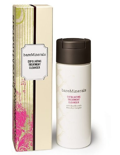 bareMinerals Exfoliating Treatment Cleanser, 2.5 Ounce