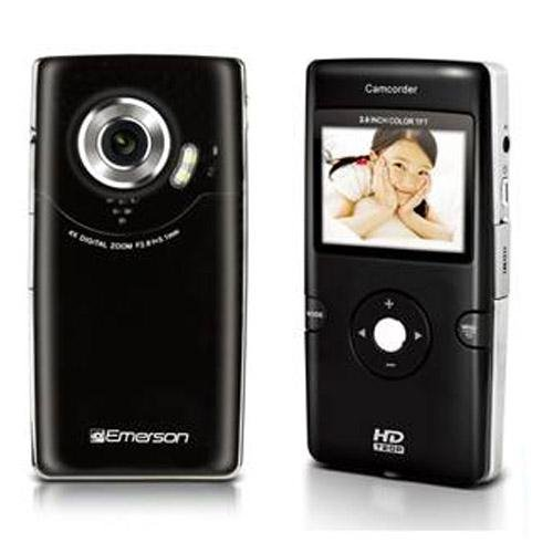 Hd Digital Video Camcorder 720p with USB Flip up for Easy Transfer