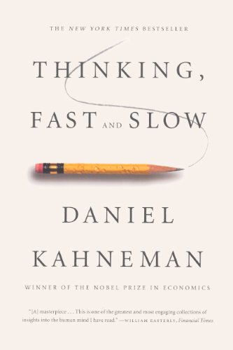 Thinking, Fast And Slow (Turtleback School & Library Binding Edition)
