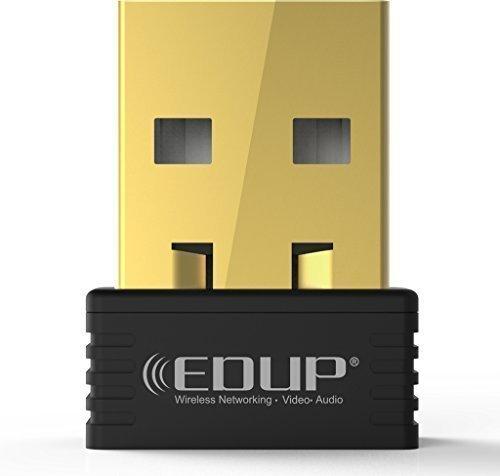 EDUP Mini Usb WiFi Adapter 150Mbps for Laptop Desktop Network Computers