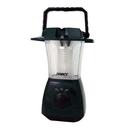 Dorcy 41-4268 6 LED Dynamo Flashlight with Charging Adaptors