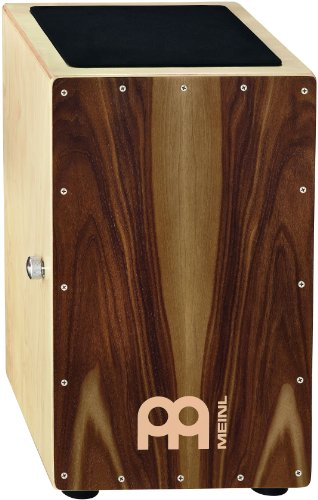 Meinl CAJ1WN-M Snare Cajon with Walnut Frontplate