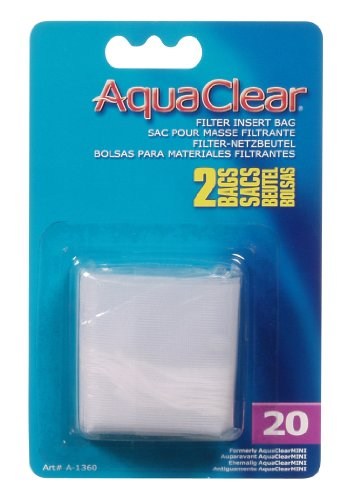 AquaClear 20 Nylon Bag, 2-Pack