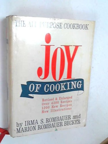 Joy of Cooking 1973 Edition