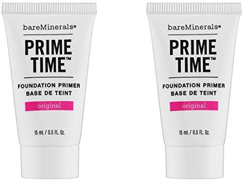 bareMinerals Original Prime Time Foundation Primer .5 oz. 2 pack - Equals full size by Bare Escentuals