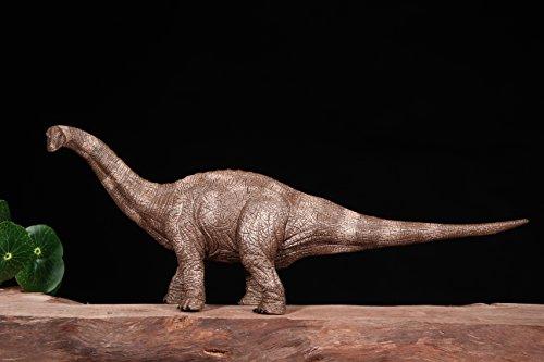 Maxrock 13'' Large Realistic Apatosaurus Dinosaur Figure