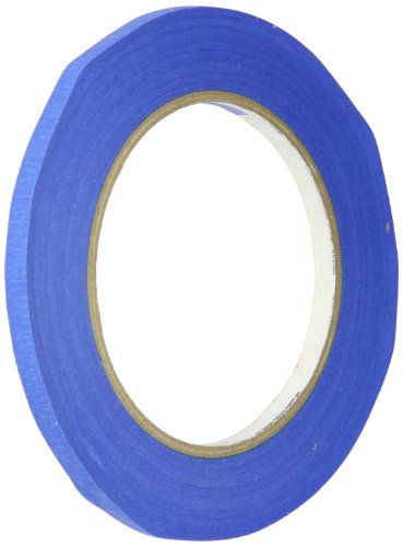 TapeCase 2090 0.25 X 60yds Scotch-Blue Painters Tape (1 roll)