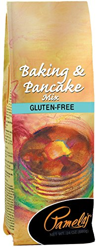 Pamela's Products Gluten Free Baking & Pancake Mix, 24 Oz