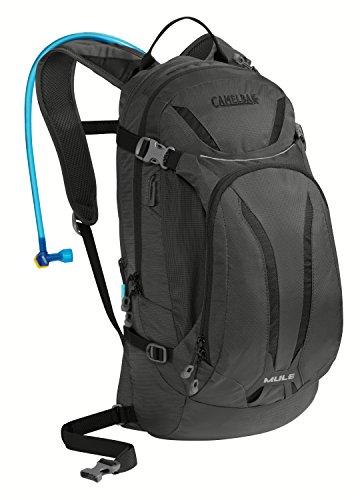 Camelbak M.U.L.E. 3-Liter Charcoal Hydration Backpacks