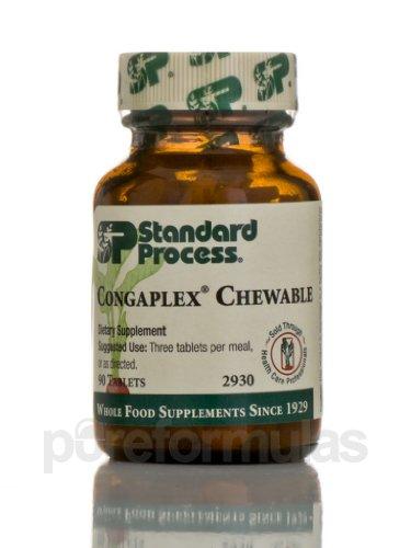 Standard Process Congaplex Chewable 90 Tablets