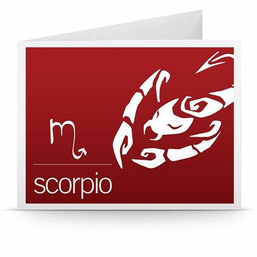 Birthday (Scorpio) - Printable Amazon.co.uk Gift Voucher