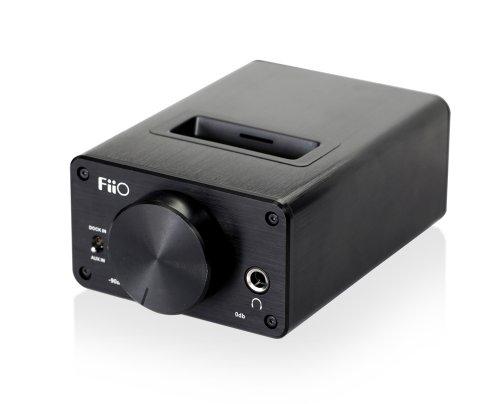 FiiO E09K High Fidelity Desktop Amplifier for Headphone