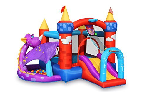 Inflatable Dragon Quest Bounce House