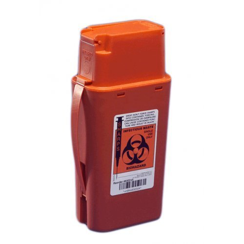 Kendall (Covidien) SharpSafety Sharps Container Transportable 8303SA