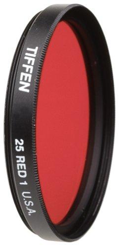 Tiffen 58mm 25 Filter (Red)