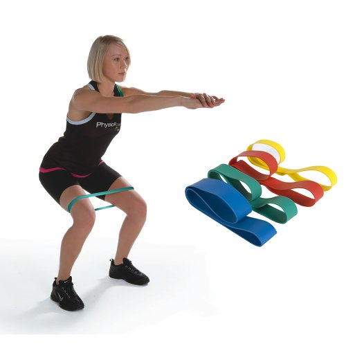 PhysioRoom Resistance Band Exercise Thigh Loop - F253 Medium