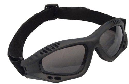 Rothco Black VenTec Tactical Goggle