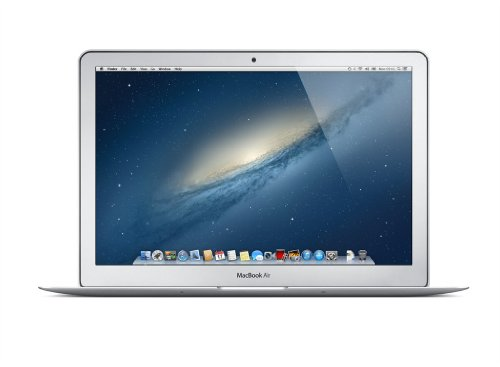 Apple MD760B/A 13.3 inch MacBook Air Dual Core i5 , 1.3GHz, Turbo Boost 4GB Ram ,128HDD, Intel HD Graphic 5000 2 x USB 3.0 Mac OX and iLife