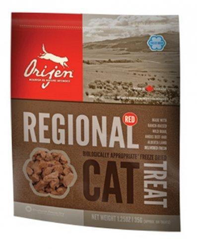 Orijen Cat Treats Freeze Dried Regional Red 1.25oz